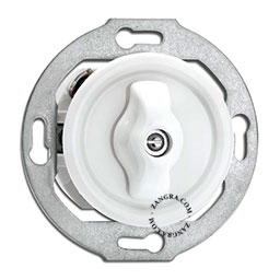 over-centre rotary switch two-way