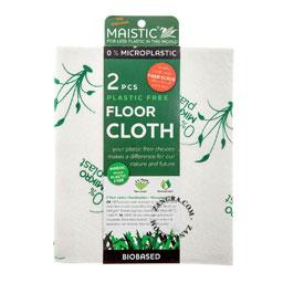 two floor cloths