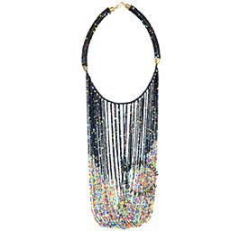 necklace-bead-glass-black-masai-africa