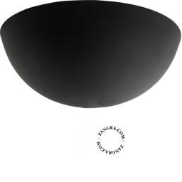 flexible-ceiling-rose-cablecup-black