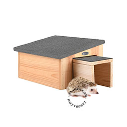 wooden-hedgehog-house