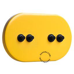 schakelaar-metaal-lichtschakelaar-wisselschakelaar-drukknop-geel
