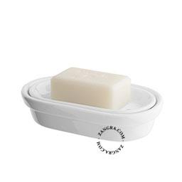 porcelain soap holder