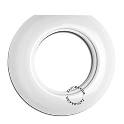 single cover porcelain