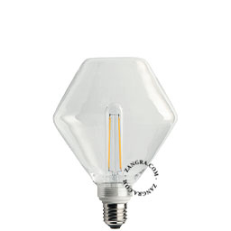 LED-bulb-clear-glass-dimmable