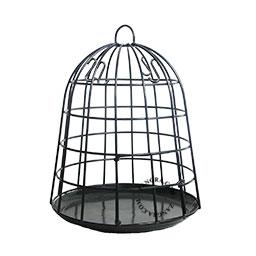 mangeoire à oiseaux cage