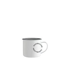enamel-mug-tableware-white