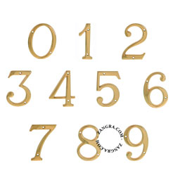 number-house-gold-color-aluminium