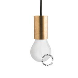 lampe-plafonnier-laiton-verre-opale-art-deco-bauhaus