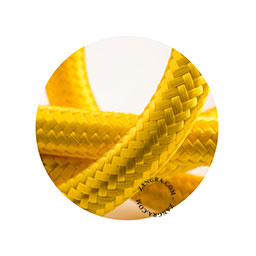 cable-fabric-pendant-yellow-textile-lamp
