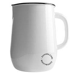 ivory-enamel-carafe-jug-tableware