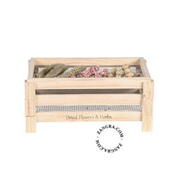 herb-flower-dry-screen-wood