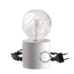 porcelain-table-bed-light-lamp-white