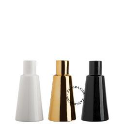 home.076.023_s-01-porcelaine-blanc-or-noir-fleurs-flower-pot-vase-porcelaine-white-gold-black-porselein-vaas-bloemenvaas-wit-goud-zwart