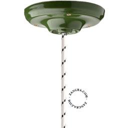 Ceiling-rose-canopy-porcelain-green
