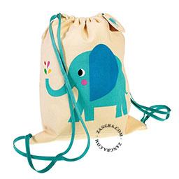 kids.049.003_s-drawstring-bag-elephant-zwemzak-olifant-turnzak-sac-cordonnet-piscine