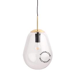 suspension-verre-acier-luminaire