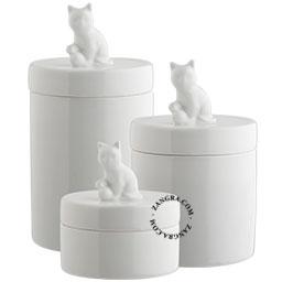 home.065.003_s-boite-objet-porcelaine-chat-porcelain-container-cat-porseleinen-potje-kat