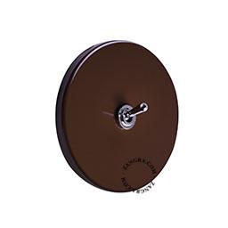 schakelaar-metaal-lichtschakelaar-wisselschakelaar-drukknop-bruin
