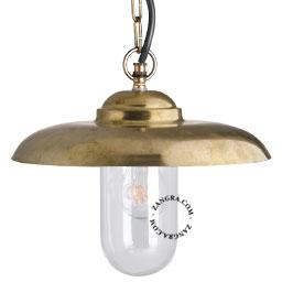 laiton-luminaire-etanche-suspension-exterieur