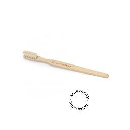 wooden toothbrush - kids