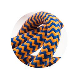 pendant-orange-textile-fabric-blue-lamp-cable-zigzag