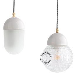 porcelaine-lampe-blanc-laiton-suspension