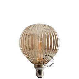 adaptor-LED-globe-dimable-bulb-lightbulb-glass-smoked-stripe