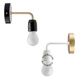 light-white-porcelain-metal-wall-sconce-lamp-lighting-black