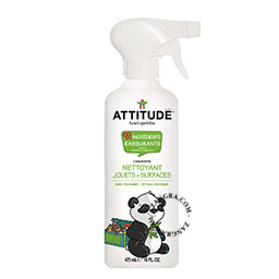 ecological toy/surface cleaner