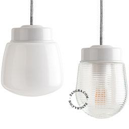metal-porcelaine-lampe-blanc-suspension