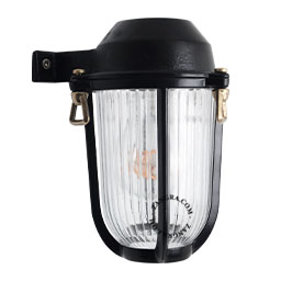 applique-laiton-noir-exterieur-luminaire-etanche