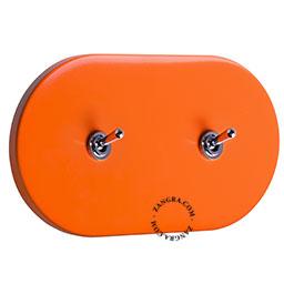 metal-light-toggle-switch-two-way-push-button-orange