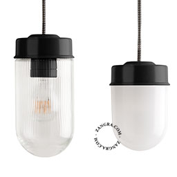 metal-porcelaine-lampe-noir-suspension