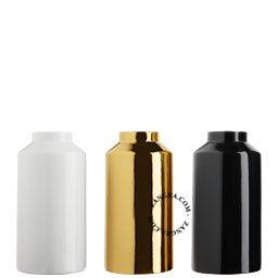home.075.024_s-01-porcelaine-blanc-or-noir-fleurs-flower-pot-vase-porcelaine-white-gold-black-porselein-vaas-bloemenvaas-wit-goud-zwart