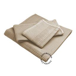 honeycomb-towel-ecru-cotton