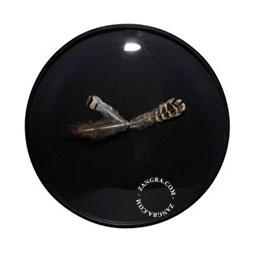 clock009_s-klokken-wanduhr-wandklok-feather-clock-horloge-plumes-marie-aurore-stiker-metral