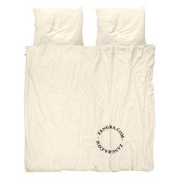 bed linen duvet cover uni beige