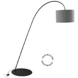 flexible-metal-floor-lamp-adjustable-lampshade