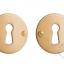 knob-brass-plate-key-rosettes-door-cylinder