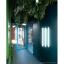 stick lamp - opal glass