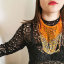 glass-multicolor-bead-orange-ethnic-fairtrade-necklace