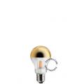 ampoule LED filament – capuchon doré
