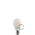 ampoule LED filament - verre dépoli