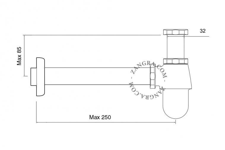 sanitary-chromed-washbasin-facilities-brass-siphon