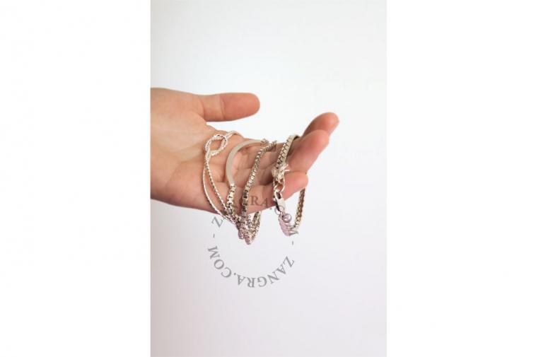 gold-bracelet-knot-women-silver-jewellery