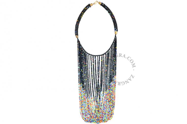 glass-masai-africa-necklace-bead-black