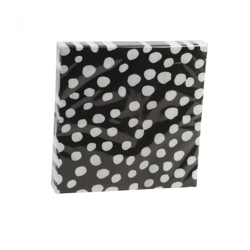 kitchen053_003_l-paper-papier-napkins-servetten-servietten-serviettes-dots-black-white