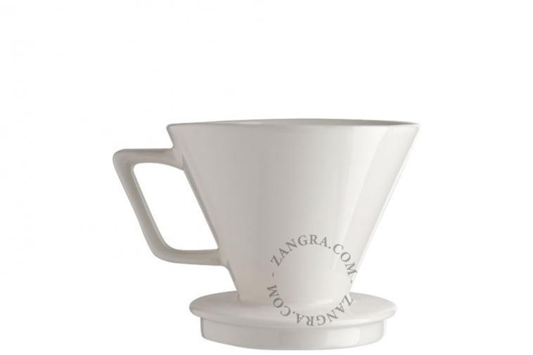 porcelain coffee dripper