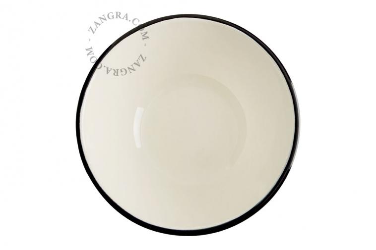 ivory-enamel-tableware-bowl